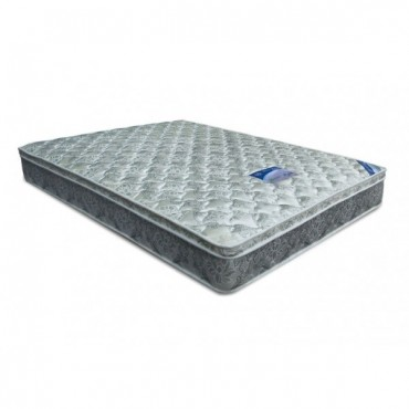 Deluxop Pillow Top Single Mattress